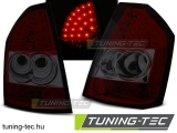 CHRYSLER 300C/300 09-10 RED SMOKE LED Tuning-Tec Hátsó Lámpa