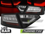 AUDI A5 07-06.11 COUPE BLACK LED BAR Tuning-Tec Hátsó Lámpa