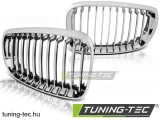 BMW E87/E81 09.07-11 CHROME Tuning-Tec Hűtőrács