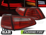 VW GOLF 7 13- RED WHITE LED BAR Tuning-Tec Hátsó Lámpa
