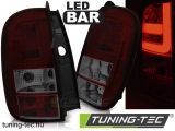 DACIA DUSTER 04.10- LED BAR RED SMOKE Tuning-Tec Hátsó Lámpa