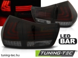 LEXUS RX 330 / 350 03-08 LED BAR RED SMOKE BLACK Tuning-Tec Hátsó Lámpa