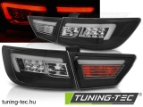 RENAULT CLIO IV 13- HATCHBACK LED BAR BLACK Tuning-Tec Hátsó Lámpa