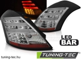 SUZUKI SWIFT IV 10- BLACK LED BAR Tuning-Tec Hátsó Lámpa