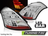 SUZUKI SWIFT IV 10- CHROME LED BAR Tuning-Tec Hátsó Lámpa