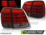 TOYOTA LAND CRUISER FJ200 07-15 RED SMOKE LED Tuning-Tec Hátsó Lámpa