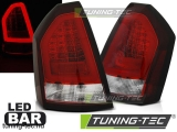 CHRYSLER 300C 05-08 RED WHITE LED BAR Tuning-Tec Hátsó Lámpa