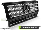 MERCEDES W463 90-12 BLACK CHROME Tuning-Tec Hűtőrács