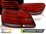 MERCEDES W212 E-KLASA 09-13 SEQ RED WHITE LED Tuning-Tec Hátsó Lámpa