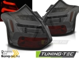 FORD FOCUS 3 11-10.14 HATCHBACK SMOKE LED BAR SEQ IND. Tuning-Tec Hátsó Lámpa