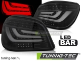 BMW E60 03.07-12.09 BLACK LED BAR Tuning-Tec Hátsó Lámpa
