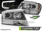 CHRYSLER JEEP GRAND CHEROKEE 99-05.05 TUBE LIGHT CHROME  Tuning-Tec Fényszóró
