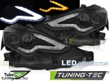 LEXUS IS 13-16 LED PROJECTOR TUBE BLACK Tuning-Tec Fényszóró