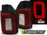 VW T6 2015- TRANSPORTER RED WHITE LED BAR Tuning-Tec Hátsó Lámpa