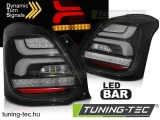 SUZUKI SWIFT VI 17- BLACK LED Tuning-Tec Hátsó Lámpa