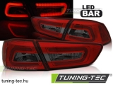 MITSUBISHI LANCER 8 SEDAN 08-11 RED SMOKE LED BAR Tuning-Tec Hátsó Lámpa
