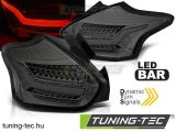 FORD FOCUS 3 15-18 HATCHBACK SMOKE SEQ LED Tuning-Tec Hátsó Lámpa