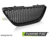 SEAT IBIZA 6J 08-12 HONEY DESIGN BLACK MATT Tuning-Tec Hűtőrács