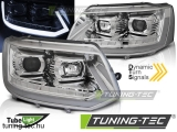 VW T5 2010-2015 LED TUBE LIGHT CHROME T6 LOOK Tuning-Tec Fényszóró