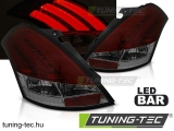 SUZUKI SWIFT V 10-17 RED SMOKE LED BAR Tuning-Tec Hátsó Lámpa