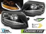 VW T6 15- BLACK TUBE LIGHT LED SEQ DRL Tuning-Tec Fényszóró