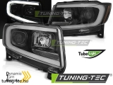 CHRYSLER JEEP GRAND CHEROKEE 11-13 BLACK TUBE LIGHT  Tuning-Tec Fényszóró