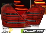 MERCEDES W221 S-KLASA 05-09 RED SMOKE LED SEQ W222 LOOK Tuning-Tec Hátsó Lámpa