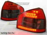 AUDI A3 08.96-08.00 RED SMOKE LED Tuning-Tec Hátsó Lámpa