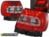 AUDI A4 B5 11.94-10.00 RED WHITE LED  Tuning-Tec Hátsó Lámpa
