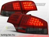 AUDI A4 B7 11.04-11.07 SEDAN RED SMOKE LED  Tuning-Tec Hátsó Lámpa