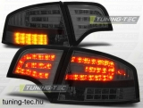 AUDI A4 B7 11.04-03.08 SEDAN SMOKE LED  Tuning-Tec Hátsó Lámpa