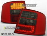 AUDI A6 05.97-05.04 AVANT RED SMOKE LED  Tuning-Tec Hátsó Lámpa