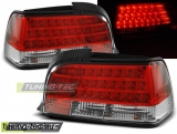 BMW E36 12.90-08.99 COUPE RED WHITE LED  Tuning-Tec Hátsó Lámpa