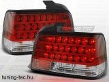 BMW E36 12.90-08.99 SEDAN RED WHITE LED  Tuning-Tec Hátsó Lámpa