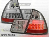 BMW E46 99-05 CHROME LED  TOURING Tuning-Tec Hátsó Lámpa