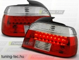 BMW E39 09.95-08.00 RED WHITE LED  Tuning-Tec Hátsó Lámpa
