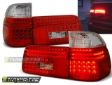 BMW E39 97-08.00 TOURING RED WHITE LED  Tuning-Tec Hátsó Lámpa