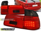 BMW E39 97-08.00 TOURING RED SMOKE LED  Tuning-Tec Hátsó Lámpa