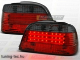 BMW E38 06.94-07.01 RED SMOKE LED  Tuning-Tec Hátsó Lámpa
