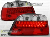 BMW E38 06.94-07.01 RED WHITE LED  Tuning-Tec Hátsó Lámpa