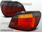 BMW E60 07.03-07 RED SMOKE LED  Tuning-Tec Hátsó Lámpa