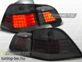 BMW E61 04-03.07 TOURING SMOKE LED  Tuning-Tec Hátsó Lámpa