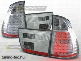 BMW X5 E53 09.99-06 CHROME LED  Tuning-Tec Hátsó Lámpa