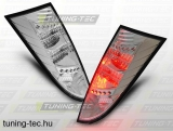 FORD FOCUS MK1 10.98-10.04 HATCHBACK CHROME LED  Tuning-Tec Hátsó Lámpa