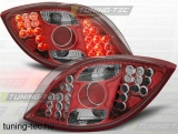 FORD KA 11.96-08 RED WHITE LED  Tuning-Tec Hátsó Lámpa