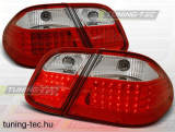 MERCEDES W208 CLK 03.97-04.02 RED WHITE LED  Tuning-Tec Hátsó Lámpa