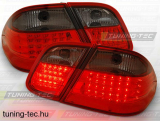 MERCEDES W208 CLK 03.97-04.02 RED SMOKE LED  Tuning-Tec Hátsó Lámpa
