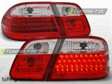 MERCEDES W210 95-03.02 RED WHITE LED  Tuning-Tec Hátsó Lámpa