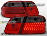 MERCEDES W210 95-03.02 RED SMOKE LED  Tuning-Tec Hátsó Lámpa