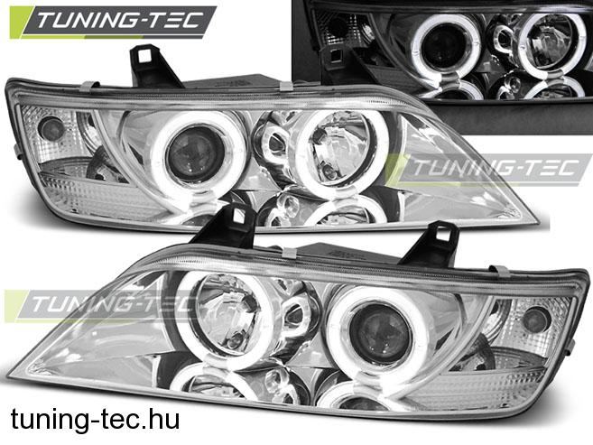 BMW Z3 COUPE / ROADSTER Angel Eyes króm 01.96-02  Tuning-Tec Fényszóró